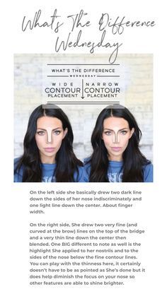 Contouring is magical, when done correctly with the proper tools and shades! Maskcara Makeup, Maskcara Beauty, Makeup Tips, Contouring Makeup, Hair Growth Tips, Natural Hair Growth, Natural Hair Styles, Diy Beauty, Beauty Makeup