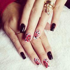 #manicure #nailart