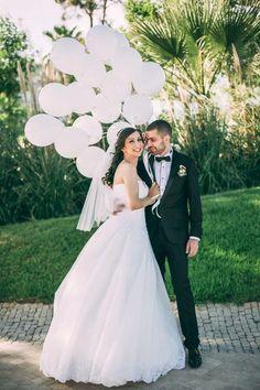 #balon#düğün#gelin#damat#yaz