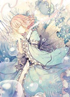 Góc Anime girl | Page 2 | Mật Ngữ 12 Chòm Sao