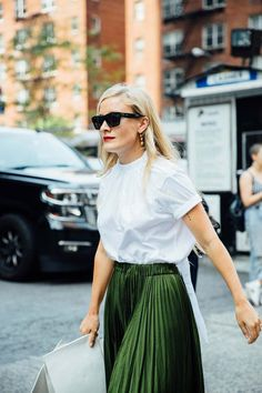 Street Style New York Fashion Week, septiembre de 2016 © Icíar J. Carrasco