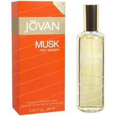 Jovan Musk By Jovan For Women, Cologne Concentrate Spray, 3.25-Ounce Bottle - http://www.theperfume.org/jovan-musk-by-jovan-for-women-cologne-concentrate-spray-3-25-ounce-bottle/