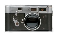 Leica M3 vintage replica camera tin by CameraTins on Etsy