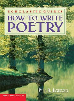A really useful book for kids on how to write poetry, with some fun hands-on exercises. Would be great for teachers, too.