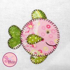 peixinho // Maria L.Bertolino // www.pinterest.com...