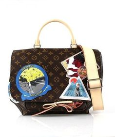 bdf7fff35481 Louis Vuitton Limited Edition Iconoclasts Cindy Sherman Camera Messenger Bag.  Get one of the hottest