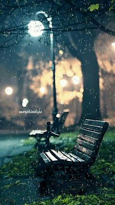 A late night after drinking and hanging out with friends. It started to rain on the walk home alone The post A late night after drinking and hanging out with friends. It started to rain on appeared first on Wallpapers. Photo Background Images, Photo Backgrounds, Wallpaper Backgrounds, Nature Pictures, Beautiful Pictures, Rain Gif, Rain Wallpapers, Phone Wallpapers, I Love Rain