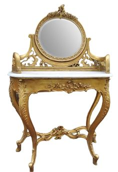Embossed Silver Dressing Table Mirror Set Leona FOR MY GIRLY