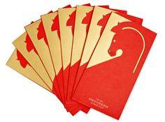 Smythson Chinese new year envelopes