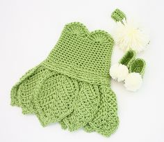 Ravelry: Tinkerbell Costume Dress pattern by Brandie Knaggs