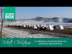 ShelterBox: White Christmas
