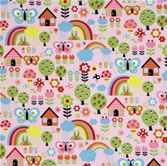 rainbow fabric - Google Search