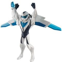 Max Steel - 6 inch Flight Suit Max with DVD - Turbo Flight Max Steel | ToysRUs $16.99