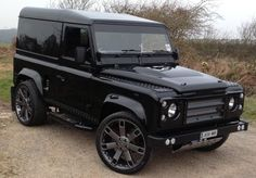LAND ROVER DEFENDER 90 OVERFINCH STYLE | eBay