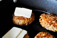 I make these with Turkey instead of Chicken - they are one of my favorite types of Turkey Burgers:)