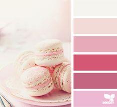 macaron pinks