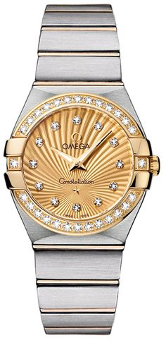 Omega Constellation 123.25.27.60.58.001