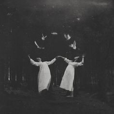 Deborah Sheedy is an artist living and working in Dublin. Deborah is a film student, a fact that shows in her atmospheric, black and white photography.