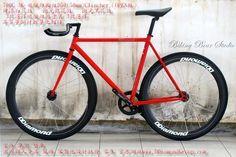 DDiamond Fixed Gear Fixed Gear Bike, Taiwan, Gears, Bicycle, Bike, Gear Train, Bicycle Kick, Bicycles, Fixed Gear
