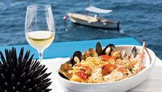 Go on a Culinary Island-Hopping Trip in the Bay of Naples. #Travel #Naples #Luxury