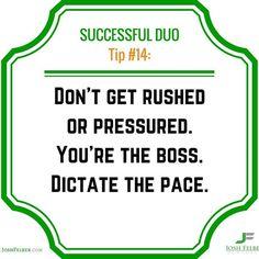 Your the #BOSS #entrepreneur #10XSuccess #JoshFelber.com