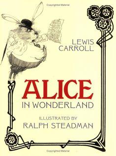 Ralph-Steadman-Alice-In-Wonderland-Front-Cover