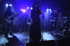 HALL OF GLASS Live Photo Pochiko:Vo Kazurou:KB Hiromichi:B Hide:Dr