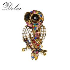 Cheap suit brooch, Buy Quality owl brooch directly from China brooch accessories Suppliers: Retro Wind  Boutique Owl Brooch High - end animal suit suit brooch Pin Owl Brooch Accessories Jewelry