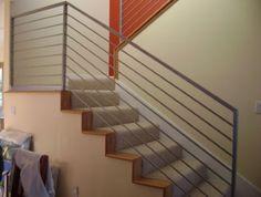 Modern Stair Railings Part 38