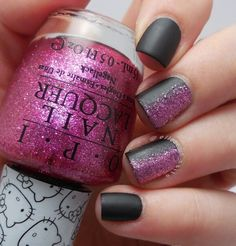 Never Have Too Many Friends & Starry-Eyed for Dear Daniel - OPI Hello Kitty