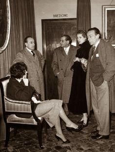 Italian Neorealism, Ballerini, Abraham Lincoln
