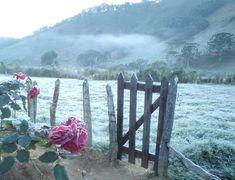 Grrrrr, que frio!!! 23 cidades de intenso frio em Minas.