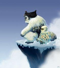Snowpeak by ex-m