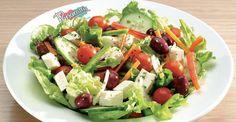 Salads Caprese Salad, Cobb Salad, Traditional Italian Dishes, Italian Menu, Balanced Diet, Allrecipes, Salads, Veggies, Healthy Eating
