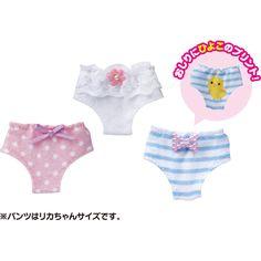 Takara Tomy Licca Doll Licca's Underwear Set (897972)