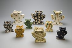 RIchard Parker (New Zealand) Artist Workshop, Color Glaze, Bottles And Jars, Mosaic Tiles, Traditional Art, Stoneware, Arts And Crafts, Place Card Holders, Pottery
