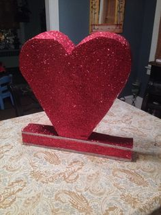 Custom shapes/ Red heart #design #handmadeholiday