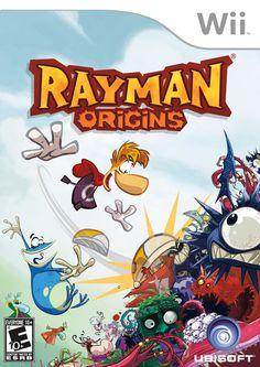 Rayman Origins - Nintendo Wii (Wii U)
