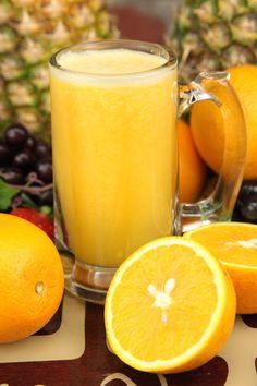 Orange Juice Mediterranean Cocktails & Beverages   Kabab King Grill