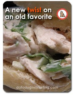 {Mango Chutney Chicken Salad} Interesting. I've been looking for a cold chicken salad recipe...