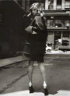 lelaid: Natalia Vodianova by Jan Welters for Elle France,...