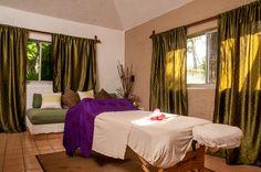 Massage Budha Gardens Spa,   Akumal Mexico. I'm thinking i'll need this as the sun comes up : )