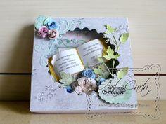 Art-Carta : {DT Altair Art] Imieninowa kartka w pudełku