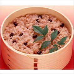 白米と比べてみよう!おかわりしたくなる赤飯のカロリーと栄養素!の画像