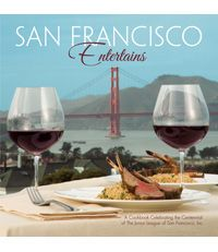 """Proceeds from """"San Francisco Entertains"""" support the Junior League of San Francisco's efforts to help families in need through life-skills training and educational enrichment programs."""