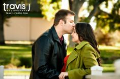 Fall Engagement Photo, Washington Park Denver, Travis J Photography, Colorado