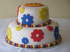 Cake Concepts: Imagination Movers Birthday Cake