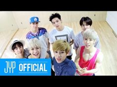 "GOT7 ""딱 좋아(Just right)"" Dance Practice #2 (Just Crazy Boyfriend Ver.) - YouTube"