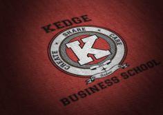 """Logo proposé à l'association """"CA'store"""" de Kedge Business School Bordeaux"""
