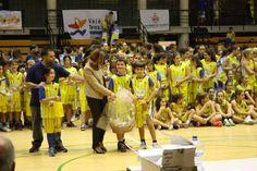 Nos lo pasamos genial en la presentación de equipos del club de baloncesto #PickenClaret.